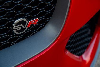 2019 Jaguar F-Pace SVR 12
