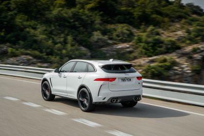 2019 Jaguar F-Pace SVR 22
