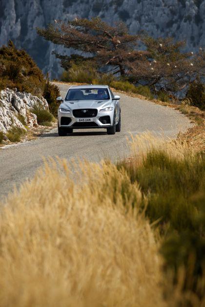 2019 Jaguar F-Pace SVR 42