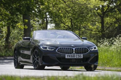 2019 BMW 840d xDrive convertible - UK version 1