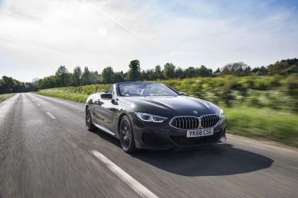 2019 BMW 840d xDrive convertible - UK version 4