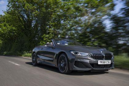 2019 BMW 840d xDrive convertible - UK version 5