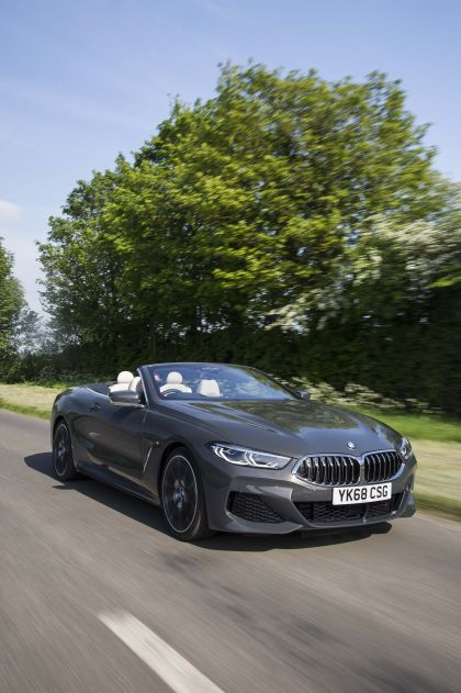 2019 BMW 840d xDrive convertible - UK version 6