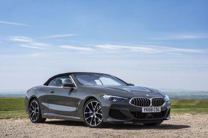 2019 BMW 840d xDrive convertible - UK version 10