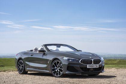 2019 BMW 840d xDrive convertible - UK version 13