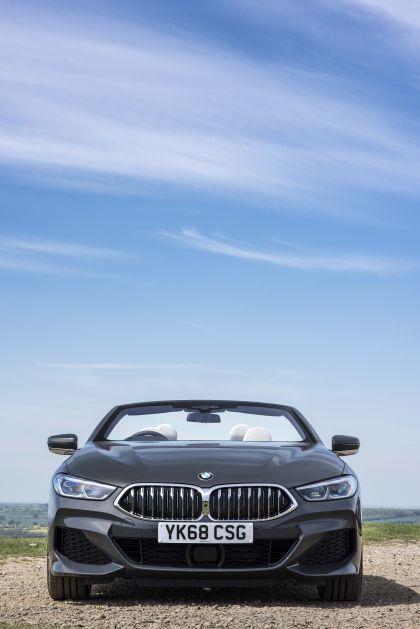 2019 BMW 840d xDrive convertible - UK version 23