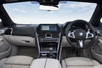 2019 BMW 840d xDrive convertible - UK version 29
