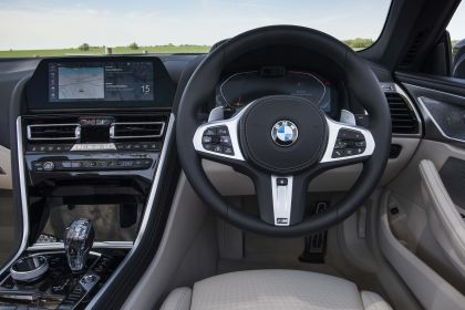2019 BMW 840d xDrive convertible - UK version 30