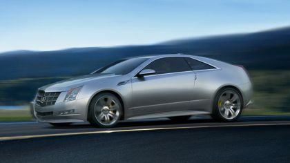 2008 Cadillac CTS coupé concept 8