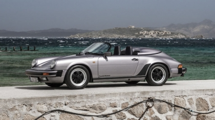 1988 Porsche 911 ( G-series ) Speedster 2