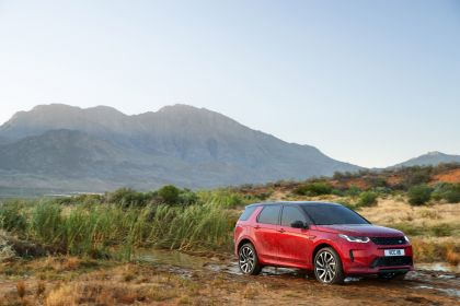 2020 Land Rover Discovery Sport 1