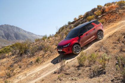 2020 Land Rover Discovery Sport 4