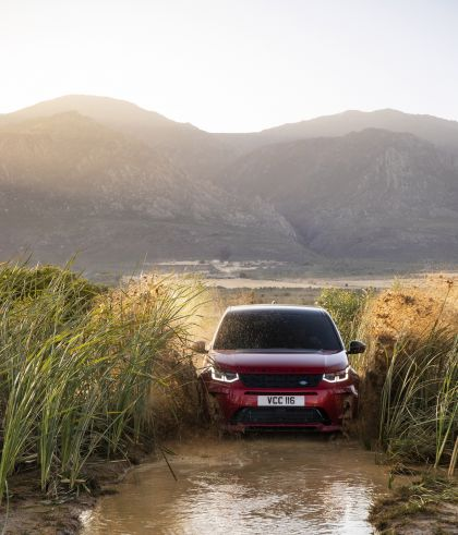 2020 Land Rover Discovery Sport 9
