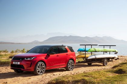 2020 Land Rover Discovery Sport 11