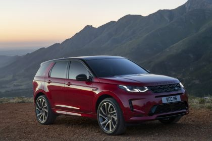 2020 Land Rover Discovery Sport 13