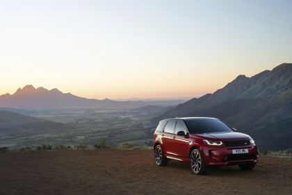 2020 Land Rover Discovery Sport 14