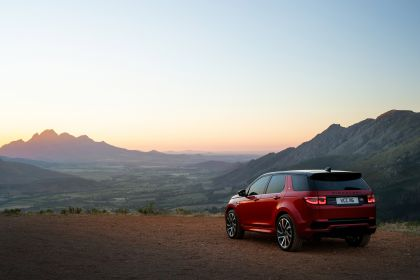 2020 Land Rover Discovery Sport 16