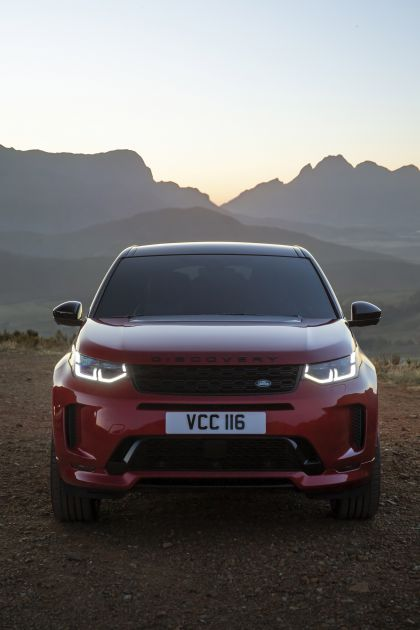 2020 Land Rover Discovery Sport 18