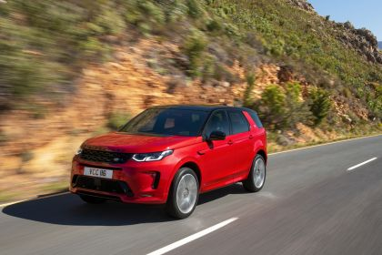 2020 Land Rover Discovery Sport 19