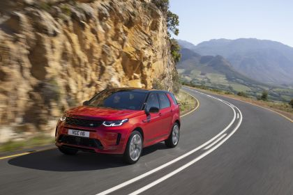 2020 Land Rover Discovery Sport 20