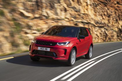 2020 Land Rover Discovery Sport 21