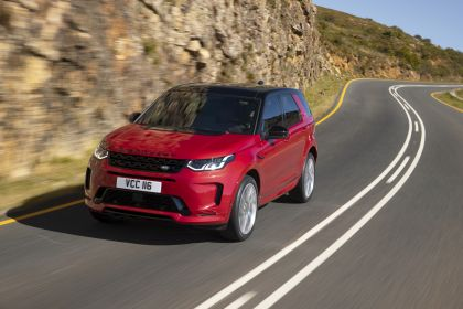 2020 Land Rover Discovery Sport 22