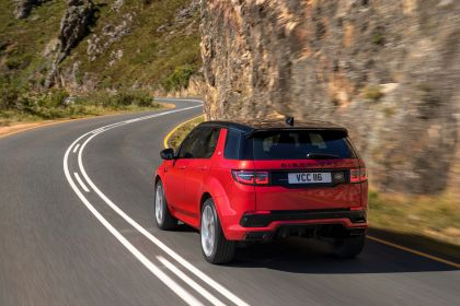 2020 Land Rover Discovery Sport 23