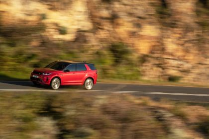 2020 Land Rover Discovery Sport 26