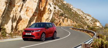 2020 Land Rover Discovery Sport 31