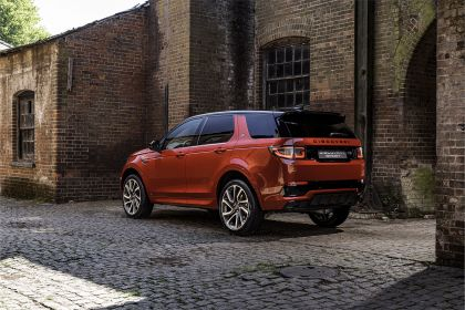 2020 Land Rover Discovery Sport 34
