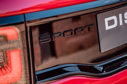 2020 Land Rover Discovery Sport 36