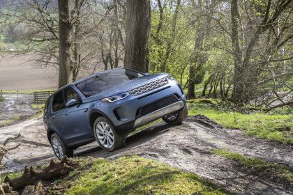 2020 Land Rover Discovery Sport 62