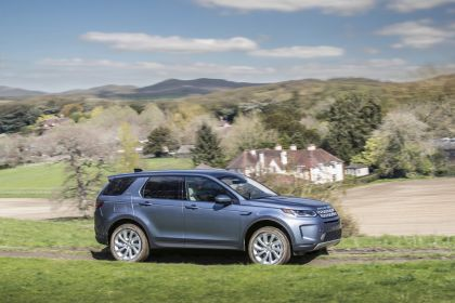 2020 Land Rover Discovery Sport 70