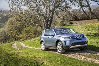 2020 Land Rover Discovery Sport 71