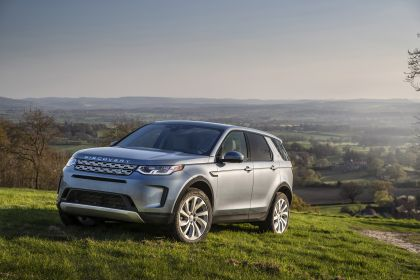 2020 Land Rover Discovery Sport 73