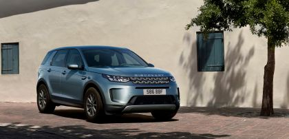 2020 Land Rover Discovery Sport 74