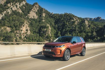 2020 Land Rover Discovery Sport 90