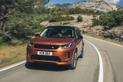 2020 Land Rover Discovery Sport 91