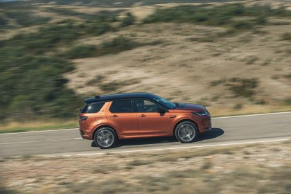 2020 Land Rover Discovery Sport 93