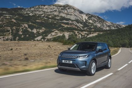 2020 Land Rover Discovery Sport 97