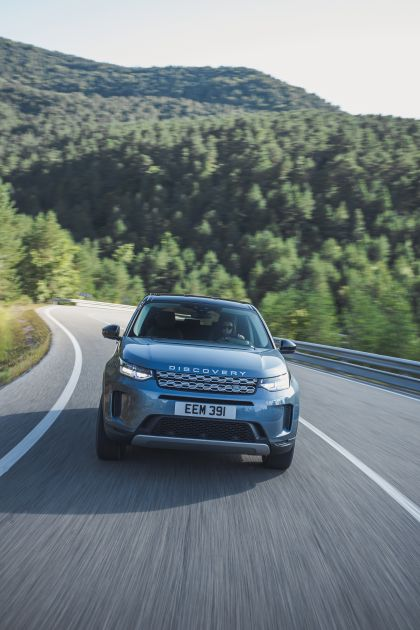2020 Land Rover Discovery Sport 98