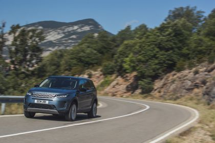 2020 Land Rover Discovery Sport 100
