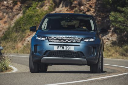 2020 Land Rover Discovery Sport 101