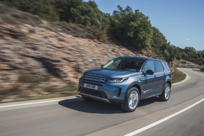 2020 Land Rover Discovery Sport 104