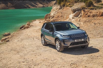2020 Land Rover Discovery Sport 107