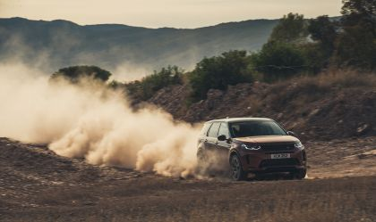 2020 Land Rover Discovery Sport 108