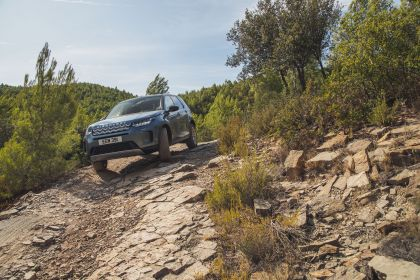 2020 Land Rover Discovery Sport 110