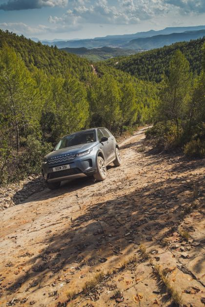 2020 Land Rover Discovery Sport 111