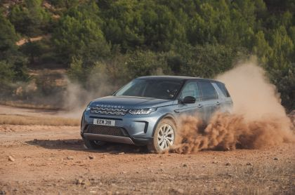 2020 Land Rover Discovery Sport 113