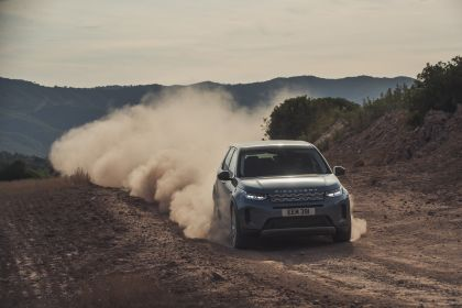 2020 Land Rover Discovery Sport 115